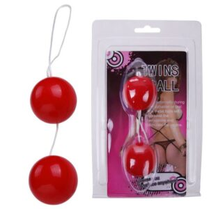 bolas chinas económicas twin balls