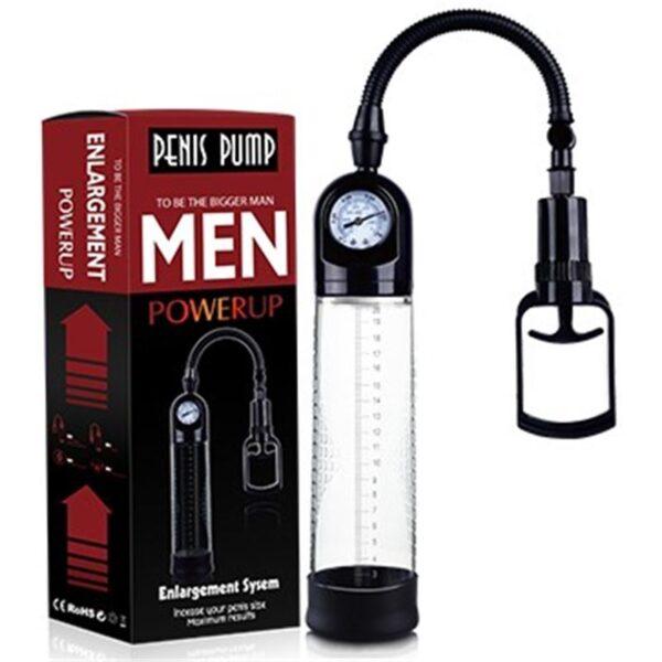 bomba peneana powerpump manometer