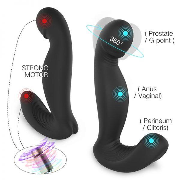 estimulador prostático Jiggle
